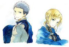 Mitsuhide x Kiki