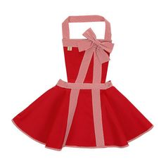 Little Nell 'It's a Wrap' Apron at Amara