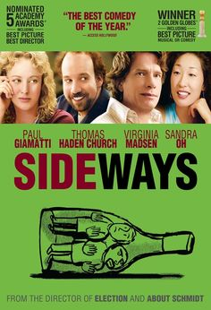 Sideways, Movie Poster