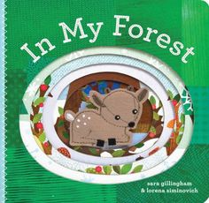 Turn the colorful die-cut pages of this irresistible board book to discover just what makes little deer's forest so cozy. Is it the fluffy snow? No, it's their loving families! Bright pictures, sweet reassuring messages, unique layered pages, and an adora Toddler Books, Childrens Books, Bright Pictures, Thing 1, Baby Co, Gillingham, Baby Deer, Niece And Nephew, Book Gifts