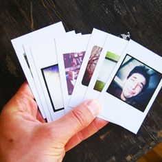 Printstagram prints your Instagram photos in photo books, on stickers, and on cardstock