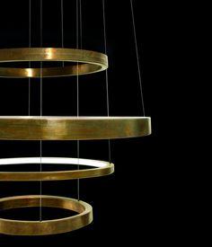 Henge- light ring