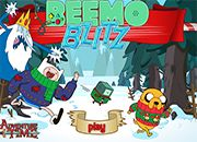 Adventure Time Beemo Blitz | juegos adventure time - hora de aventuras