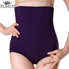 b2ae5ae096 Women Seamless Shapers High Waist Slimming Tummy Control Pants Pantie  Briefs Magic Body Shapers Corset Lady Underwear