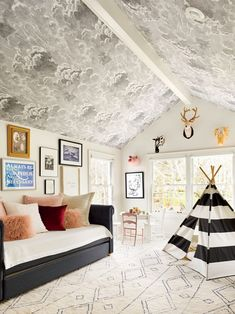 living holly williams walls southernliving colonial designate friendly kid space revival playroom upper
