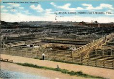 Old Fort Worth Stockyards