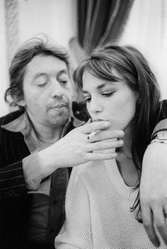 Serge Gainsbourg / Jane Birkin Smoking B
