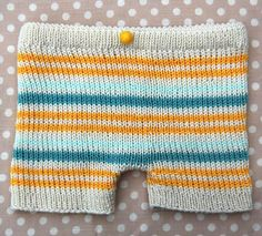 baby bloomers pattern - the purl bee Easy Knitting Projects, Knitting For Kids, Knitting Designs, Baby Knitting, Crochet Baby, Knitting Patterns, Free Knitting, Knitted Baby, Purl Bee