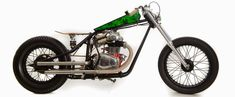 Ed Turner...  Honda CB 350