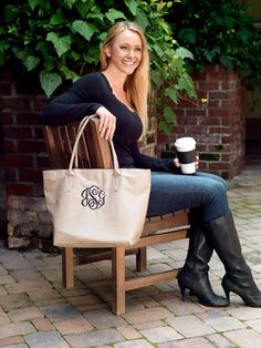 This bag is gorgeous (and I would fill that sucker to the brim, too!)