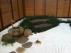 aménagement de jardin rocaille zen