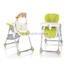 Seggiolone Brevi B Fun 2012, multifunctional, perfect for baby food, bedtime, fun.  At the price of 169 € instead of 189 €!  http://www.lachiocciolababy.it/bambino/seggiolone_brevi_b_fun_2012-3787.htm