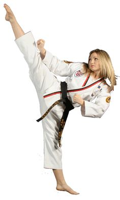 Go back to Tae Kwon Do and Get my Black belt