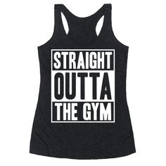 Show off your love of rap culture with this Straight Outta Compton parody, rap music inspired, gym rat's, beast mode, workout shirt! Get in the gym and pump it out to some sick rap beats!