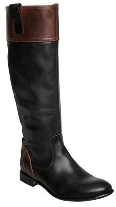 5f2558b594eb4 Womens black knee high boots from Dune - £149 at ClothingByColour.com