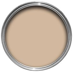 Colours Warm Beige Silk Emulsion Paint 2.5L   Rooms   DIY at B&Q