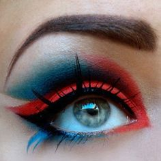 Red & Blue=Awesome!