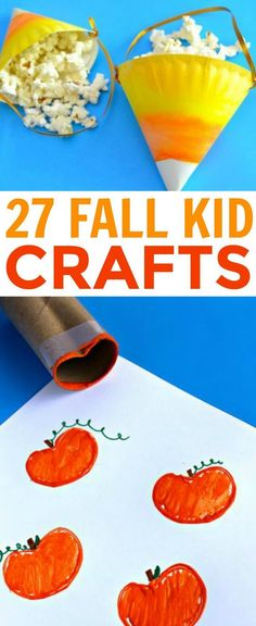 Diy fall crafts 229965124709798281 - You always need to keep your kids busy and inspired to create with you. You're going to LOVE all of these awesome 27 Fall Kid Crafts. Fall Crafts For Toddlers, Halloween Crafts For Kids, Toddler Crafts, Preschool Crafts, Diy Crafts For Kids, Art For Kids, Kids Diy, Creative Crafts, Craft Ideas