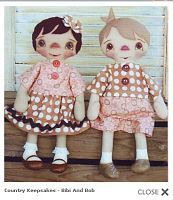 Mimin Dolls: Pareja