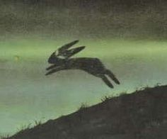 The Rabbit Ghost, Watership Down