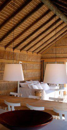 Casas na Areia: the houses lined with sand