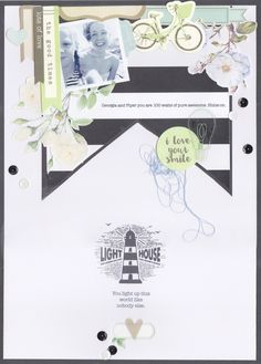 Layout by Jot Girl A