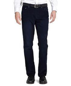 Slim Fit Five-Pocket Corduroy Pants
