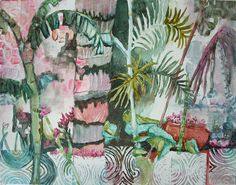Secret Garden by Sharon Giles by Gallery of Art Groups DFW, via Flickr