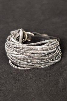 Love the colour/grey bracelet