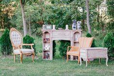Vintage Tea Time Wedding Fête - Belle the Magazine . The Wedding Blog For The Sophisticated Bride