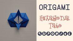 Origami Traditional Hexagonal Tato (Envelope) Tutorial
