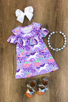 Shop cute kids clothes and accessories at Sparkle In Pink! With our variety of kids dresses, mommy + me clothes, and complete kids outfits, your child is going to love Sparkle In Pink! Little Girl Outfits, Kids Outfits Girls, Cute Outfits For Kids, Little Girl Fashion, Toddler Fashion, Toddler Outfits, Kids Fashion, Girls Dresses, Outfits Niños