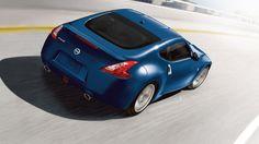 2013 Nissan 370Z | Power: 332hp | 0-60mph: 4.5s | Top Speed: 156mph (251km/h) #Nissan #370Z