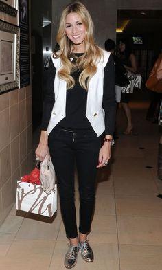 """Olivia Palermo - Outfit-Fotos :) - Seite 117 - Ich finde den Stil von Olivia Palermo aus """"The City"""" total schön. Würde mir gern einige Outfi..."""