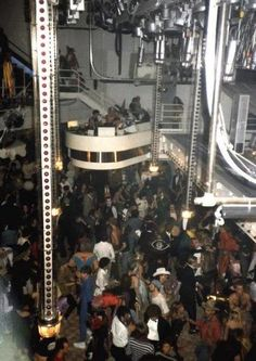 Dance Floor ~ Studio 54