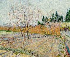Vincent van Gogh: The Paintings (Orchard with Peach Trees in Blossom)