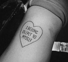 Ideias de tattos feminista - WePick