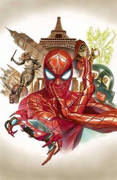 Spider-Man •Alex Ross