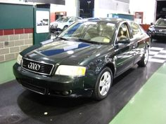 2003 AUDI A6 3.0 QUATTRO ! CLEAN CARFAX ! - $6995 (HIGHLINE MOTOR WORKS)