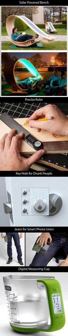 Life Hacks and other Cool Inventions, will someone please tell me where to get some of these?