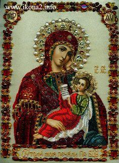 Икона Божией Матери Утоли моя печали