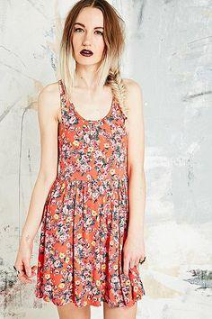 Kimchi Blue Sara Dress - Urban Outfitters