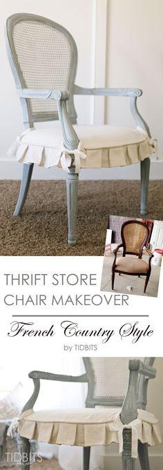 Thrift Store Chair M