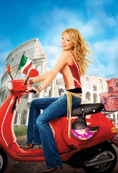 The Lizzie McGuire Movie. Who remembers? <3