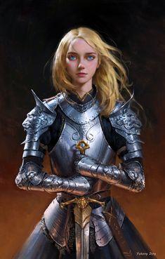 Fantasy Character Design, Character Design Inspiration, Character Art, Female Armor, Female Knight, Fantasy Art Women, Fantasy Girl, Vestidos Anime, Chica Fantasy