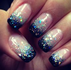 Pin by emma grueber on prom nails, shellac nail designs, shellac nail Shellac Nail Designs, Shellac Nail Art, Nail Art Designs, Nails Design, Nail Polish, Glitter Nail Designs, Gel Manicures, Pedicures, Fancy Nails