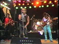 ▶ Eric Burdon - It's Too Late (Live at Loreley, Germany, August 1982] --- Eric is in perpetual motion rockin' it out, enjoy!!