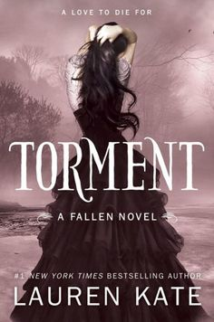 """Read """"Torment Book 2 of the Fallen Series"""" by Lauren Kate available from Rakuten Kobo. Love never dies . It took Lucinda an eternity to find her beloved angel, Daniel. But he waited for her. Fallen Novel, Fallen Series, Fallen Book, Fallen Angels, Lauren Kate, Movies And Series, Book Series, Love Never Dies, Past Life"""