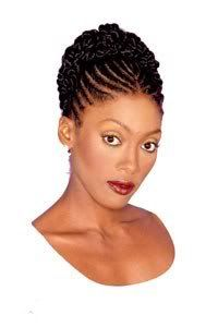two strand twist updo - Google Search