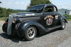 Dodge : Other Base coupe 2 door 1936 Dodge 5 Window Coupe - http://www.legendaryfind.com/carsforsale/dodge-other-base-coupe-2-door-1936-dodge-5-window-coupe/